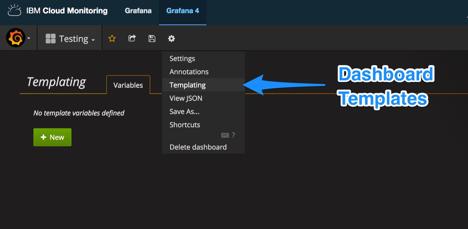 Visualising Serverless Metrics With Grafana Dashboards
