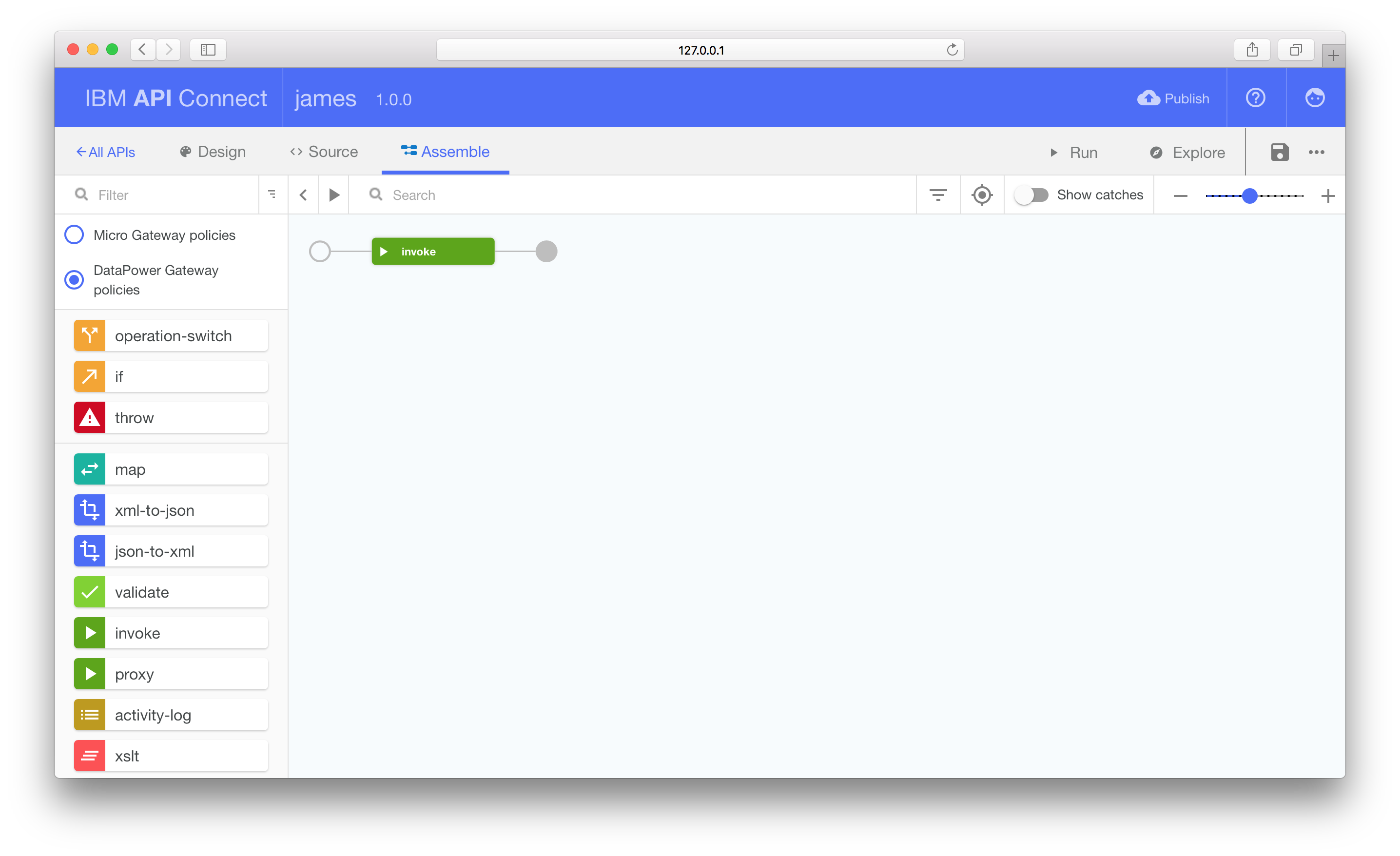 Serverless APIs with OpenWhisk and API Connect - James Thomas